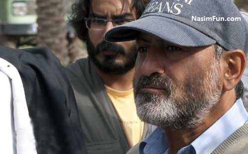 عکس احمد گرشاسبی کارگردان سینما در شبکه جم Gem