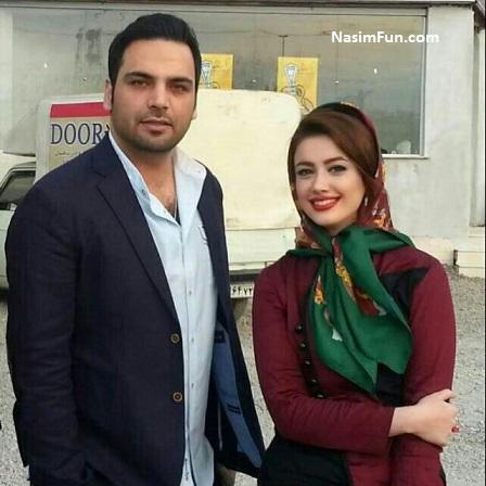عکس احسان علیخانی و همسرش در سال 95 + بیوگرافی