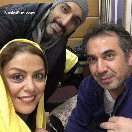 افشاگری امیر مهدی ژوله درباره سریال در حاشیه 2