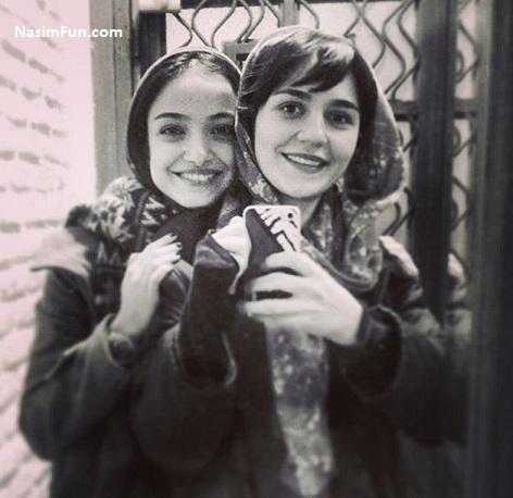 عکس های مونا احمدی خواهر سریال شهرزاد + بیوگرافی