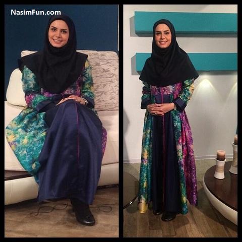 عکس ازدواج نجمه جودکی و همسرش مهدی پارسازاده