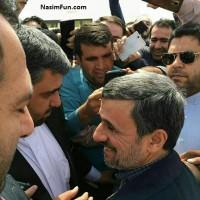 دانلود فیلم حاشیه های سفر احمدی نژاد به آمل ۱۹ فروردین ۹۵