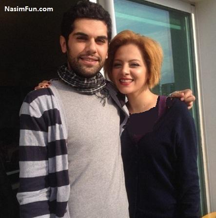عکس بنیامین احمدی بازیگر فیلم حاتمی کیا در شبکه جم