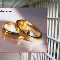 ازدواج پرستو دختر جوان با یک مرد اعدامی در زندان + عکس
