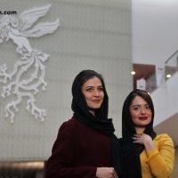 عکس حجاب بازیگران زن در جشنواره جهانی فیلم فجر ۹۵