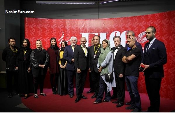 عکس حجاب بازیگران زن در جشنواره جهانی فیلم فجر 95