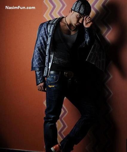 عکس های شخصی فرید صعودی مدل ایرانی 95 + بیوگرافی