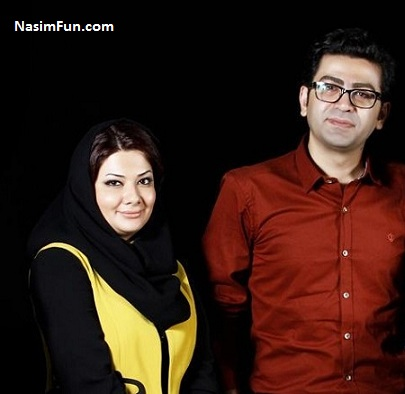 جنجال فرزاد حسنی و عشق دومش زهرا عاملی + عکس