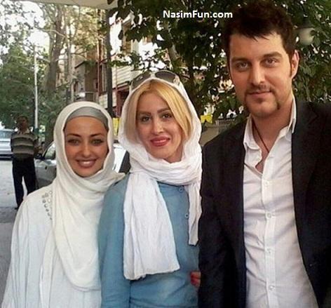 عکس های شخصی باربد بابایی و همسرش غزل حشمت