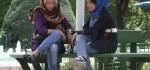شیوه جدید بی حجابی در تهران فروردین ۹۵ + عکس