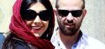 عکس آزاده صمدی و هومن سیدی قبل از طلاق + دلیل