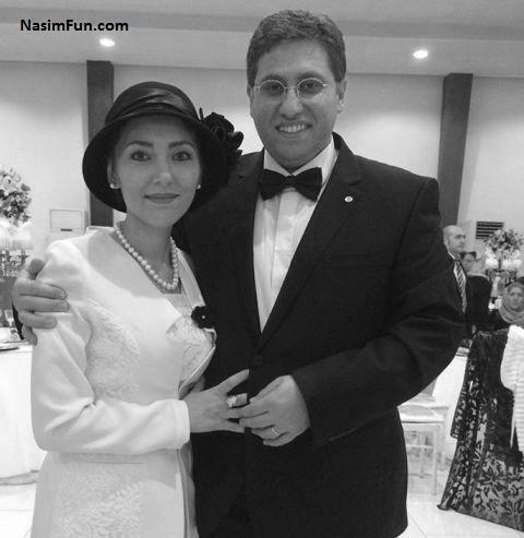 عکس عروسی مهسا کرامتی و همسرش راما قویدل