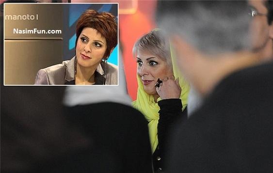 عکس جنجالی منصوره حسینی من و تو در جشنواره فیلم فجر