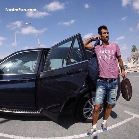 پناهنده شدن مهرداد پولادی به انگلیس + عکس و مصاحبه