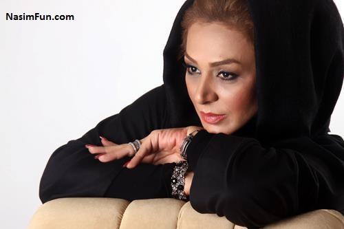 نسرین مقانلو در آغوش مرتضی پاشایی دیگر + عکس