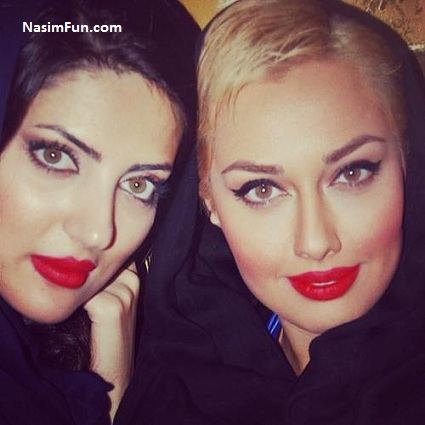 عکس جدید صدف طاهریان کشف حجاب کرده در ایران