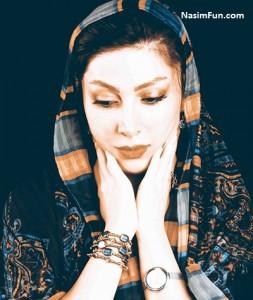 عکس و بیوگرافی ساناز زرین مهر بازیگر کشف حجاب کرده
