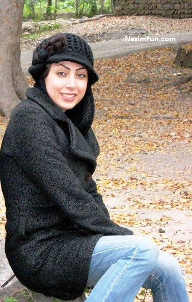 عکس های کشف حجاب و بی حجاب ساناز زرین مهر در جم