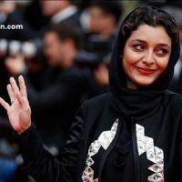 جایزه ساره بیات در جشنواره فیلم آمریکایی + عکس