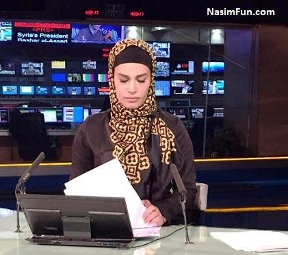 عکس شینا شیرانی مجری پرس تی وی و همسرش + شکایت