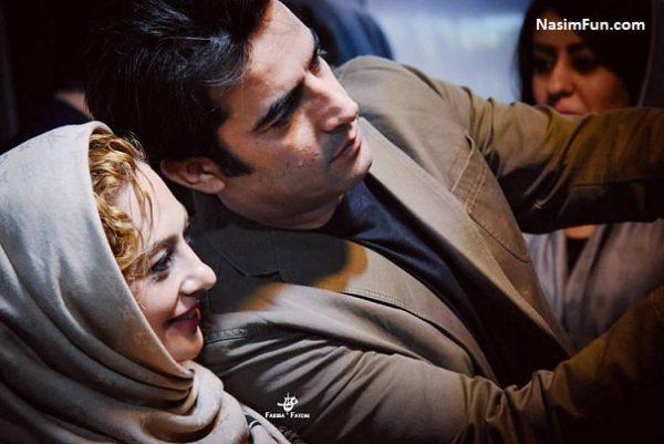 عکس جدید یکتا ناصر و همسرش منوچهر هادی