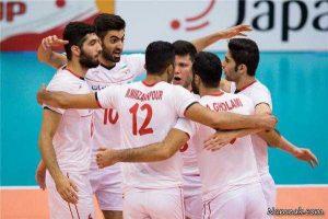 دانلود ویدئو بازی تیم ملی والیبال ایران بر استرالیا ۸خرداد ۹۵