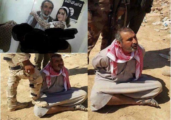 دستگیری قهرمان جهاد نکاح در فلوجه! + عکس