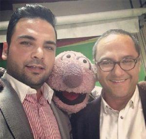 حضور احسان علیخانی بعد از دو سال در برنامه خندوانه