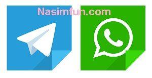 قدرت نمایی تلگرام برای واتس آپ