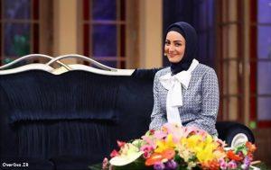 عکس های شیلا خداداد در دورهمی مهران مدیری