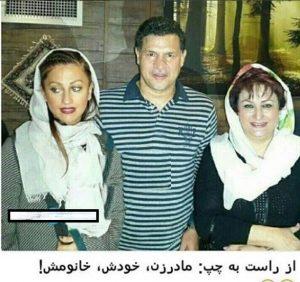 واکنش مریم امیرجلالی به خبر مادر زن علی دایی بودن + عکس