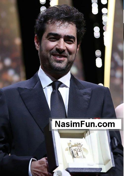 ویدئو / صحبت های شهاب حسینی پس از دریافت جایزه