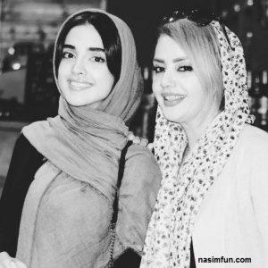 سوژه شدن مادر بسیار جوان بازیگر کشورمان الهه حصاری!!+عکس