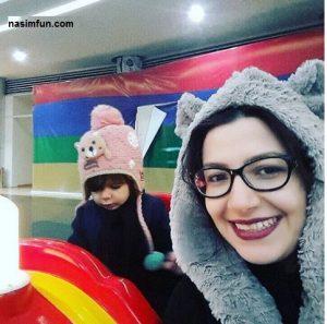 آیا ملیکا زارعی (خاله شادونه) همسر علی صادقی است + عکس