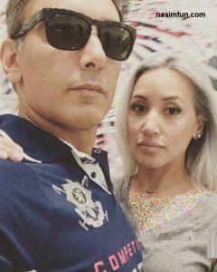 عکس های جدید شادمهرعقیلی و همسرش