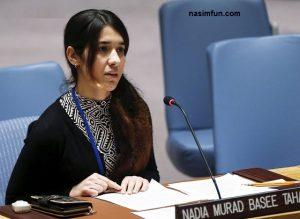 خاطرات تلخ نادیا مراد برده جنسی داعش + عکس