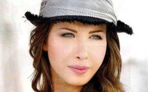 عکس های جنجالی و داغ بدون آرایش نانسی خواننده عربی
