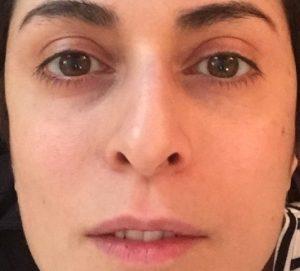 پیوستن بهناز جعفری به چالش بدون آرایش + عکس
