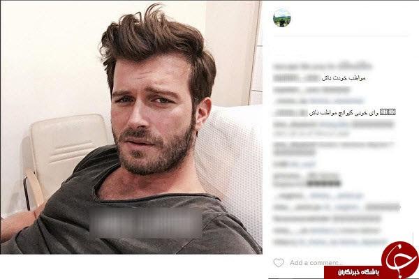 هجوم کاربران ایرانی به صفحه اینستاگرام خرم سلطان+عکس