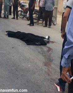 مرگ دختر کنکوری پس از شرکت در آزمون+ عکس