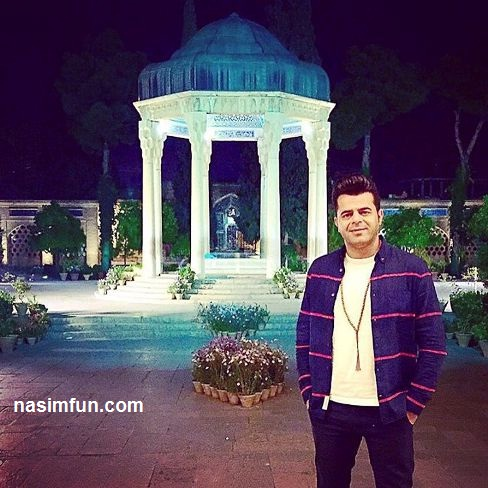 یکی از شرکت کننده های مسابقه ی استیج به ایران آمد!! + عکس