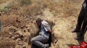 عکس های دردناک ترین اعدام شیعیان به دست تروریستهای داعشی