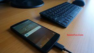 چرا ویندوز فولدرهای گوشی اندروید را نشان نمی دهد؟