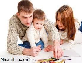 نقش والدین در تربیت کودک