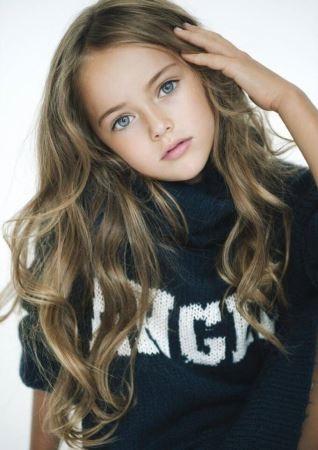 زیبا ترین دختر جهان مدل روسی+عکس