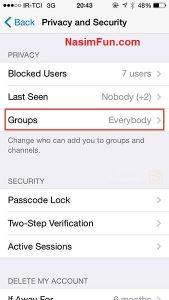 برای همیشه از دست پیام های تبلیغاتی تلگرام راحت شوید!