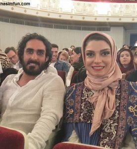 الیکا عبدالرزاقی در جشن حافظ ۹۵+عکس