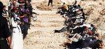 اعدام ۲۴نفر از اهالی یک روستا توسط داعش+عکس