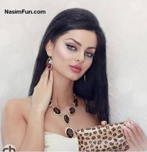 مه لقا جابری زیباترین دختر ایرانی+عکس و بیوگرافی