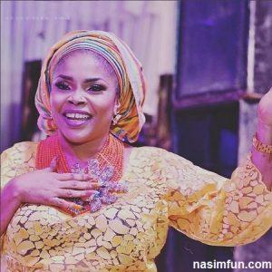 لولا آلائو بازیگر زن نیجریه ای مسلمان شد + عکس